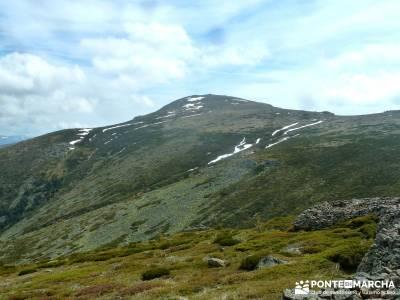 Peña Cítores, Cumbre Peñalara; senderismo a medida; caminata rápida
